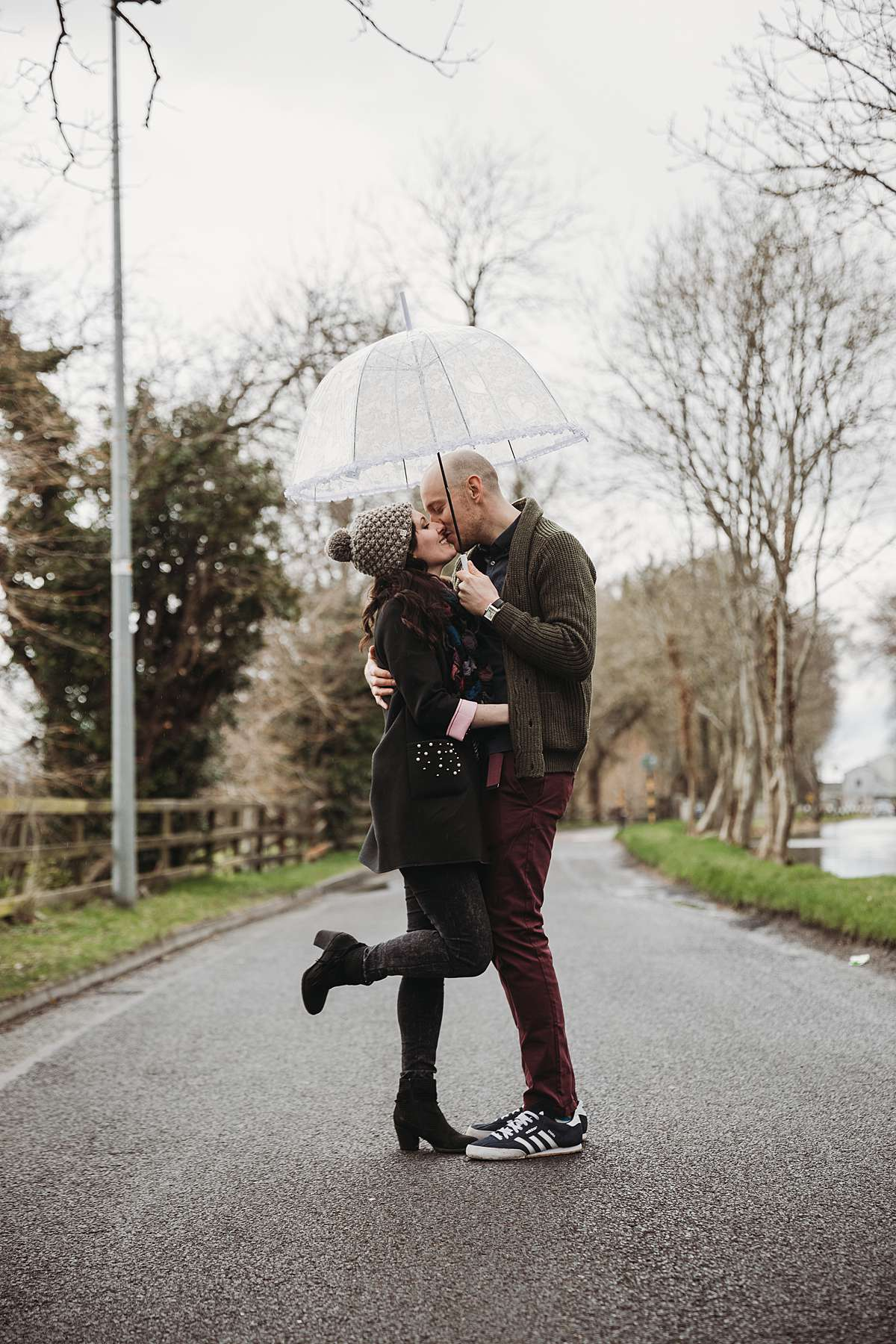 Dublin engagement session