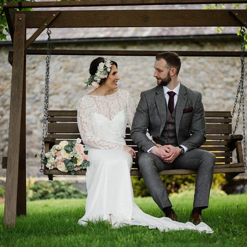 Kilteelagh house wedding